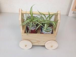 車型植木ケース